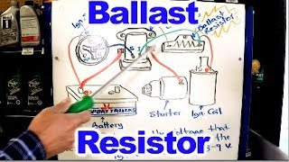 How the Ballast Resistor Works