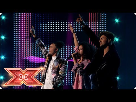 The Cutkelvins perform their original 'Saved Me From Myself'   Live Shows   The X Factor 2017