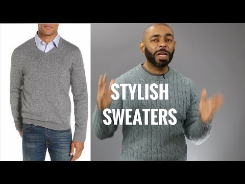 10 Best Stylish And Affordable Men's Sweaters/Most Stylish Men's Fall Sweaters