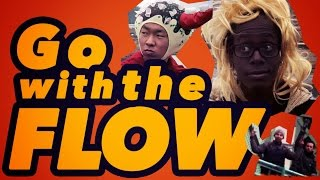 """Learn English Idioms Fun ESL Lessons """"Go With The Flow"""" - Tasty English 17"""