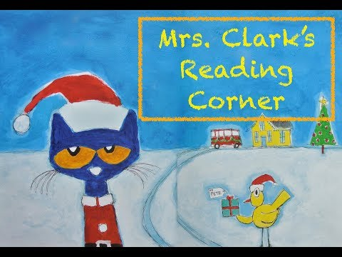 Pete the Cat Saves Christmas - Words on Screen, EFX & Music
