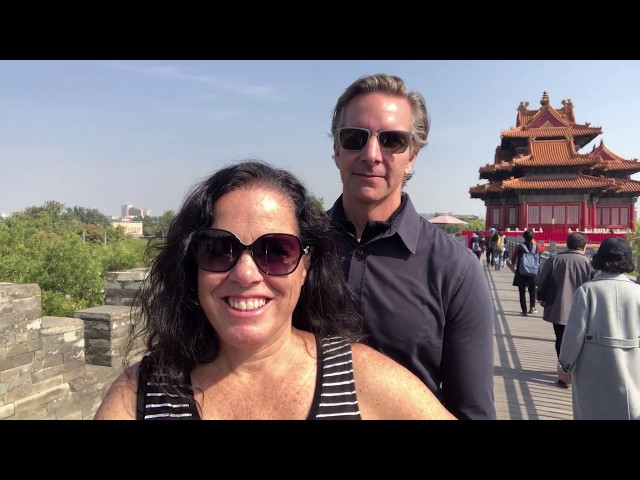 The Forbidden City (It's not so forbidden anymore)