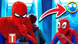Secrets You Missed In Spider-Man: Into The Spider-Verse