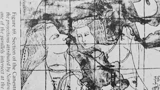 Maps From 1335 Showing Mud Fossil Faces,Being Targeted, Great Giants Link Video, Google Earth Plates