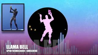 Llama Bell | Fortnite Emote | (Download Music, Mp3, Mp4 And Sound)