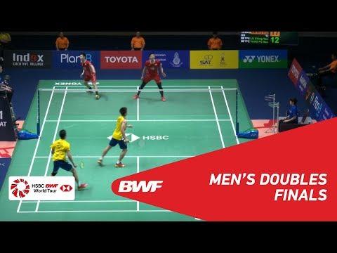 F | MD | GOH/TAN (MAS) [1] vs LU/YANG (TPE) [5] | BWF 2019 Mp3