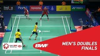 F | MD | GOH/TAN (MAS) [1] vs LU/YANG (TPE) [5] | BWF 2019