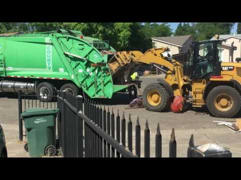 Sacramento County Neighborhood Cleanup