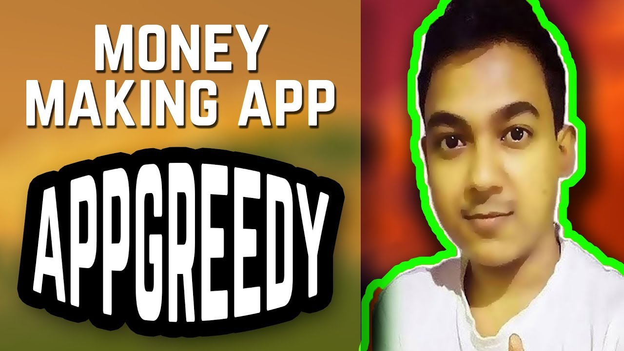 Make Money From Apps ||AppGreedy - Android App||