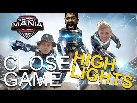CLOSE GAME IMOD TOP RANKS - MED LUCA (SHOOTMANIA) [Dansk Gaming Highlight]