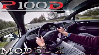 Tesla Model X P100D LUDICROUS + Acceleration Drive by AutoTopNL