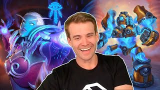 (Hearthstone) Quest Mage Takes On Mech Hunter
