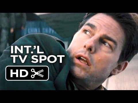 Two new TV spots for Edge of Tomorrow