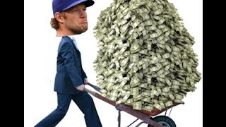 Top 10 Richest Baseball Player in 2016 | highest paid baseball player 2016 | baseball players