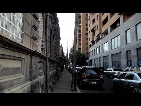 Улицы Бюзанда и Кохбаци