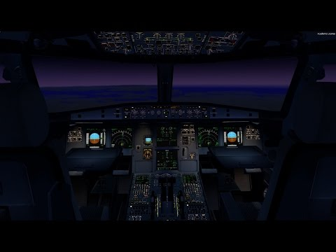 [P3D v3.4] Munich [EDDM] - La Palma [GCLA] Full Flight | CFG1416 FSLabs A320