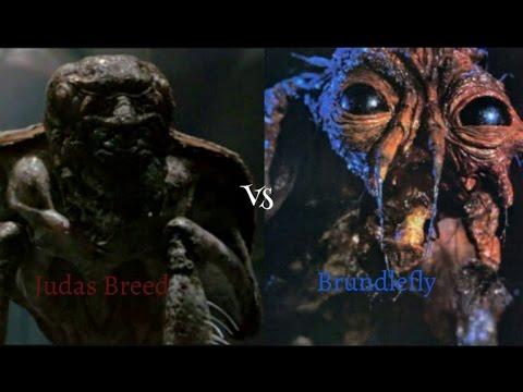 The Fly (1986) vs. Mimic (1997)