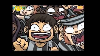 Partido en football maniacs!!