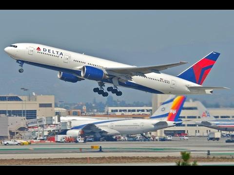 New York JFK (KJFK) to Tel Aviv Ben Gurion Intl (LLBG) FSX Delta B777-200
