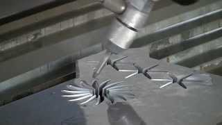Kimla Streamcut 5D 5 Axis Waterjet CNC Machine