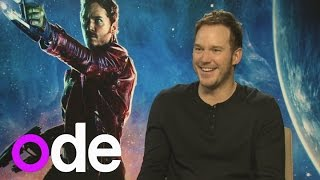 Guardians of the Galaxy: Chris Pratt on being dorky and his greatest role