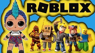 Roblox  LOL Surprise  Mystery Boxes  Kolekcja figurek