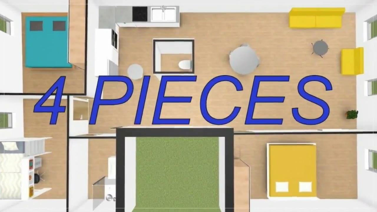 a vendre appartement bayonne 64100 3 pi ces 84m youtube. Black Bedroom Furniture Sets. Home Design Ideas