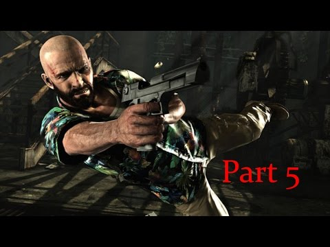 Max Payne 3 - Part 5 - Blood On The Docks, The Boat Chase