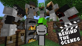 Dream - Minecraft Manhunt Extra Scenes (5 Hunters)