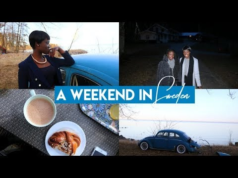 A Weekend in Sweden | Living Life in the City + Nature // VLOG