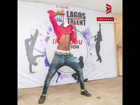 Lagos Grows Talent Audition Witnesses Massive Turnout