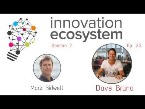 Disrupting Finance From Within a Leading Swiss Bank with Dave Bruno