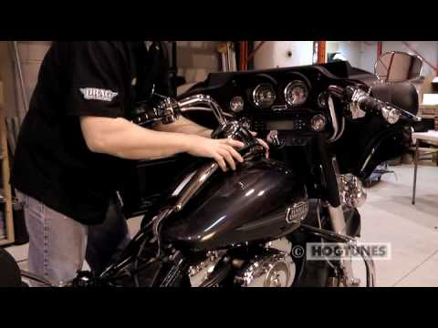 Hogtunes USA 242 Amplifier Installation  YouTube