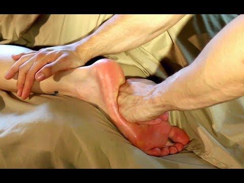 Pro Foot Massage Techniques