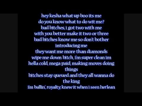 Ke$ha - Sleazy 2.0 (Remix) ft. Wiz Khalifa, Andre 3000, T.I. & Lil Wayne