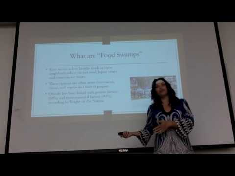 Food Deserts & Food Swamps Lecture (UCLAEthics)