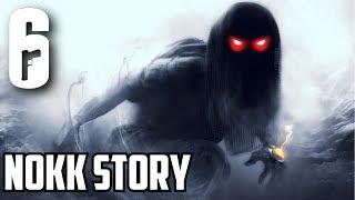 Nokk Story Revealed! Dokkaebi helped with the gadget Rainbow Six Siege Operation Phantom Sight