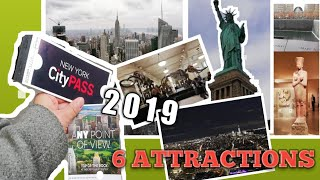 NYC GUIDE: CITYPASS New york *2019*