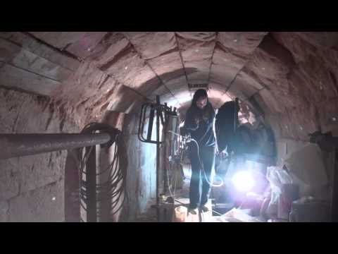 Nemean Games 2012: The Athletes Tunnel