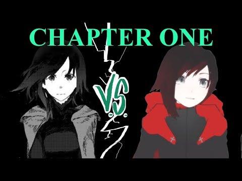 RWBY Manga V.S. Show : Chapter One