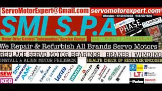 SMI SPA SML New Servo motor Dealer in Stock buy Dubai stock Encoder Resolver Angle Adjust Align UAE