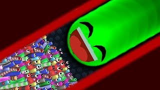 Slither.io A.I. 150,000+ Score Epic Slitherio Gameplay