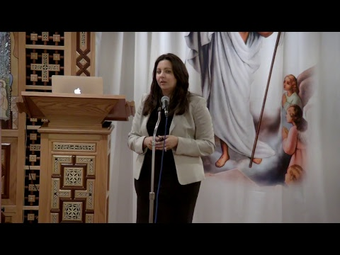 "St. Abraam Coptic Church, NY - Legal Seminar ""Immigration""  By  Anne Zeitoun, Esq. 2017-04-30"