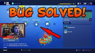 Rifty Business Fortnite Save The World Bug/ Glitch Fixed [Fortnite #190]