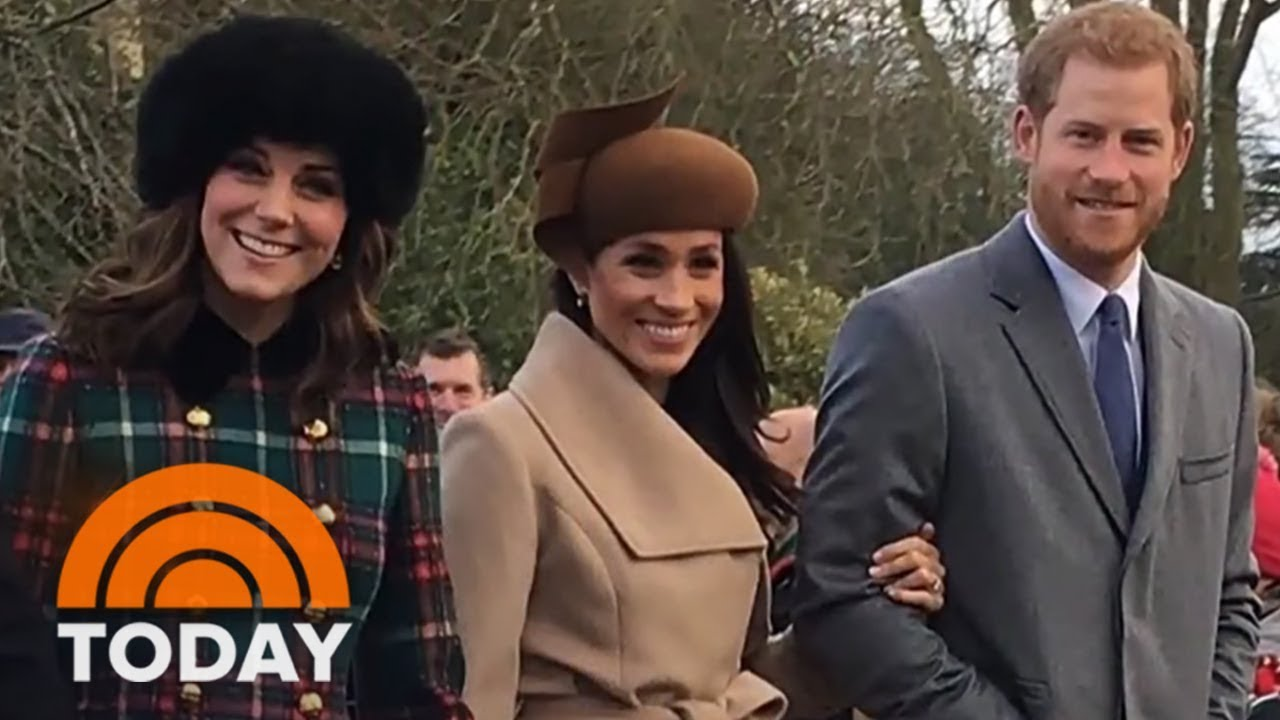 meghan markles first royal christmas best holidays over