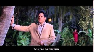 The Girl I Never Loved - Elvis Presley (Sottotitolato)