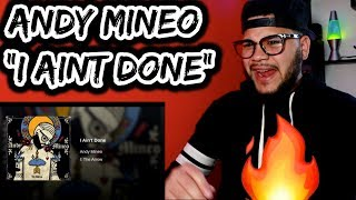 I Ain't Done- By Andy Mineo | REACTION & THOUGHTS | JAYVISIONS