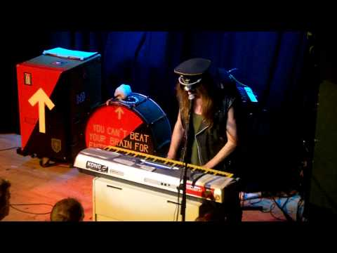JULIAN COPE - Julian & The Underworld - Live :@ Band On The Wall, Manchester 24.02.11 (1080p HD)