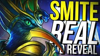 SMITE - REAL God Reveal - Thoth