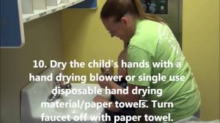 Diapering Steps   The Movie